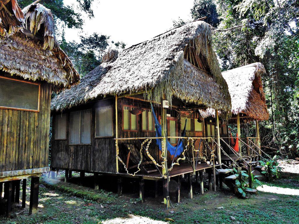 Cabaña Motacu-min