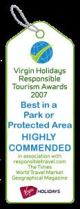 Virgin Holidays awards Chalalán